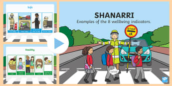 Early Level SHANARRI PowerPoint - Wellbeing indicators, Health and Wellbeing, GIRFEC, Child protection, Children's needs,Scottish