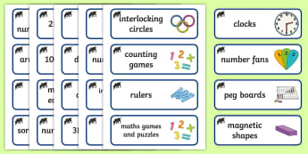 Panther Themed Editable Maths Area Resource Labels - Themed maths resource labels, maths area resources, Label template, Resource Label, Name Labels, Editable Labels, Drawer Labels, KS1 Labels, Foundation Labels, Foundation Stage Labels, Teaching Lab