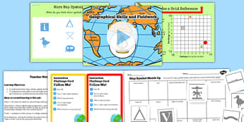 Using Maps Geographical Skills and Fieldwork Teaching Pack