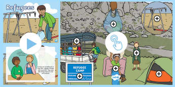 F-2 Refugee Activity PowerPoint - PowerPoint, Activity, Refugee, Geography, F-2, Australian Curriculum, Australia And Asia,Australia