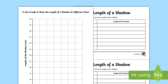 KS2 Line Graph Time Differentiated Activity Sheets - interpret and present discrete and continuous data using appropriate graphical methods, including ba