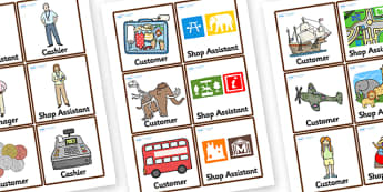 Tourist Information Role Play Badges - tourist information, role play, badges, role play badges, information badges, tourist information role play