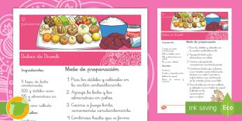 Receta: Dulces de Diwali - Diwali, cocina, cultural, cultura, hindú, hinduismo, cocinando, dulces, coco, fiesta, festival, cel