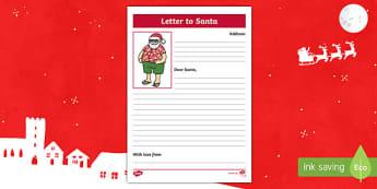 New Zealand Santa Letter