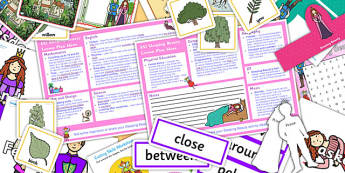 Sleeping Beauty KS1 Lesson Plan Ideas and Resource Pack - pack