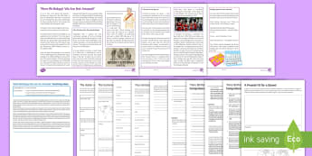 More Birthdays! We Are Not Amused! Differentiated Reading Comprehension Activity - Comprehensions KS3/4 English, ESL, EAL, teaching English, English comprehensions, Commonwealth, Brit