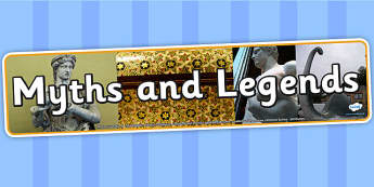 Myths and Legends Photo Display Banner - myths and legends, IPC display banner, IPC, myths and legends display banner, IPC display