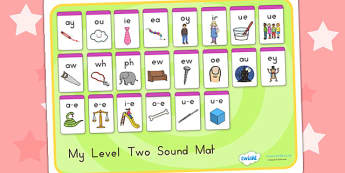 People Who Help Us Themed Level Two Sound Mat - sounds, mats