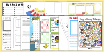 KS2 End of Term Resource Pack - Key Stage Two Transition Pack