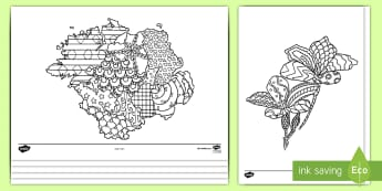 Northern Ireland Mindfulness Colouring Sheets Colouring Pages - ireland, mindfulness, colouring sheets, colour, colouring,mindfullness,minfulness,mindfullnes,midful