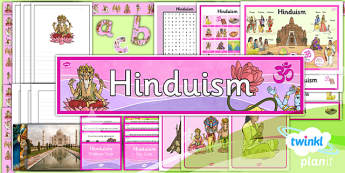 PlanIt - RE Year 3 - Hinduism Unit Additional Resources - planit, re, year 3, hinduism, unit, additional resources