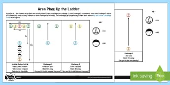 Up the Ladder Hockey Shooting Activity Adult Guidance - Hockey, shooting, hitting, target practise, shoot, hit, KS2, PE, Y3, Y4, Y5, Y6, Lesson plan