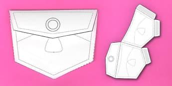 Interactive Jean Pocket Visual Aid Template - jeanpocket