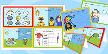 Challenge Cards Weather Forecasting - challenge, cards, weather