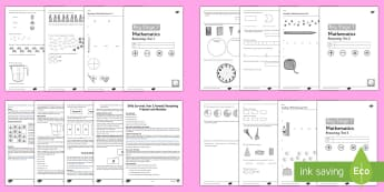 SATs Survival Year 2: Parents' Reasoning Practice and Revision Activity Booklet - SATs Survival Maths KS1, Year 2, Maths Reasoning, Parents, practice, assessment, tests