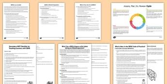 Role of the KS3 and KS4 SENCo Adult Guidance Pack - New SENCo Handbook -Secondary