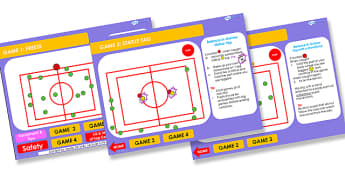 PE Balancing in Games 4 5 6 Years Lesson Ideas PowerPoint - balancing, lesson ideas, lesson plans, powerpoint, lesson plan powerpoint, ideas powerpoint