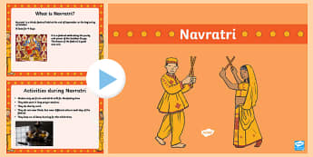 What is Navratri? PowerPoint