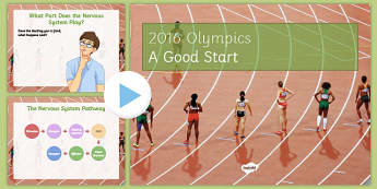 A good start! Olympic Science