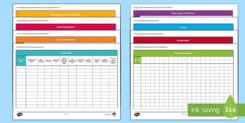 EYFS Reception On Entry Assessment Class Recording Pack - everyday-life-transport - baseline assessment, eyfs, on entry, assessment, record, sats, assesment,