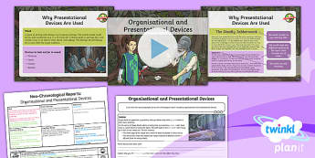 PlanIt Y5 Animals: Jabberwocky Lesson Pack Non-Chronological Reports (6)