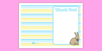 Christening Thank You Card - christening, new parents, thank you card