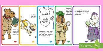 SATs Survival Year 2: Reading Skills Display Posters - SATs Survival Materials Year 2, SATs, assessment, 2017, English, SPaG, GPS, grammar, punctuation, sp