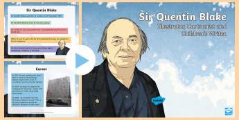 Quentin Blake PowerPoint - Art, Artists, Illustrators, Quentin Blake,  Roald Dahl, Drawing, Sketching,Scottish
