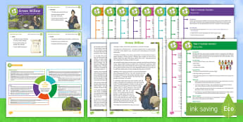 KS2 Take It Outside: Summer Activity Pack To Support Teaching On Green Willow - Forest School, Nature Detectives, cross curricular, environment, folk tale, outdoor learning, outdoor, woodland learning, twinkl outdoor and woodland learning owl get it