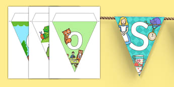 Story Corner Bunting - story corner, bunting, story bunting, themed bunting, display bunting, classroom display, classroom bunting, display, themed display