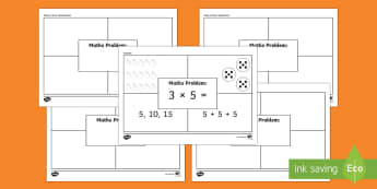 Graphic Organiser Maths Activity Mats - New Zealand, Maths, Graphic Organisers, Numeracy, Addition, Subtraction, Multiplication, Division, d