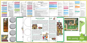 EYFS Hansel and Gretel Adult Input Planning and Resource Pack - EYFS, Early Years Planning, Adult Led, Hansel and Gretel, traditional tale, fairy tale, fairy story,