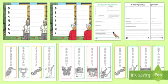 Grandparents' Day  Activity Pack - Grandparent's Day Pack