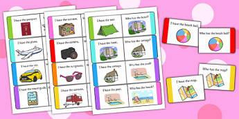 Holiday Loop Cards - holiday, loop cards, loop, cards, activity