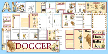 Resource Pack to Support Teaching on Dogger - packs, resources, displays, posters