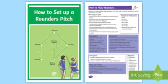 Rounders  Activity Pack - PE Curriculum Aims KS2