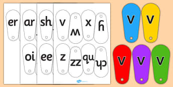 Phase 3 Phoneme Fans - Phoneme fans, Letters and Sounds, Phase 3, Phase three, Foundation, Literacy, Alphabet  Fans, A-Z letters, Alphabet flashcards, letters and sounds, DfES, KS1