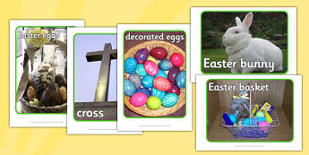 Easter Display Photos - Display Photos, Easter, A4, display, photos, Easter, Jesus, Easter Sunday, Easter, bible, egg, Jesus, cross, Easter Sunday, bunny, chocolate, hot cross buns
