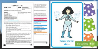 EYFS Sharing with Superheroes Adult Input Plan and Resource Pack - EYFS Number ELG, mathematics, early years, EYFS Planning, Adult led, sharing, equal, fair, superhero