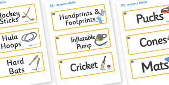Rome Themed Editable PE Resource Labels - Themed PE label, PE equipment, PE, physical education, PE cupboard, PE, physical development, quoits, cones, bats, balls, Resource Label, Editable Labels, KS1 Labels, Foundation Labels, Foundation Stage Label