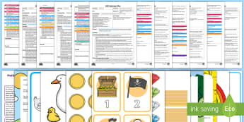 EYFS Maths: Sometimes Matches Numeral and Quantity Correctly Adult Input Planning and Resource Pack - EYFS, Early Years Planning, Adult Led, Maths, Mathematics, Sometimes Matches Numeral and Quantity Co