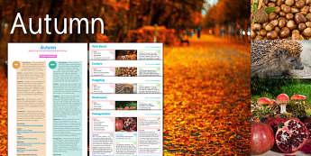 Autumn: Imagine