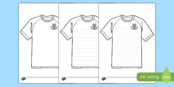 Dublin Jersey Writing Template-Irish