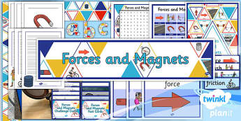 PlanIt - Science Year 3 - Forces and Magnets Unit Additional Resources