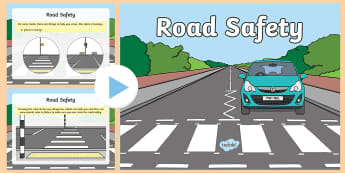 Road Safety Year 1 Reasoning PowerPoint - road safety, reasoning, year 1, wales, numeracy