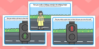 Road Safety Playdough Mats Polish Translation - road, safety, traffic, cars, transport, vehicles, roads, playdough, play, malleable, fine motor, finger fitness