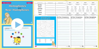 Year 5 Term 1A Week 6 Spelling Pack - Spelling Lists, Word Lists, Autumn Term, List Pack, SPaG