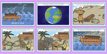 Noah's Ark Story - usa, america, christianity, stories, religion, religious