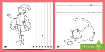The Pied Piper Colouring Sheets - Pied Piper, story, children, rats, Hamelin, pipes, colouring, fine motor skills, poster, worksheet, vines, A4, display, cats, cave, villagers, mountain, town, money, story book