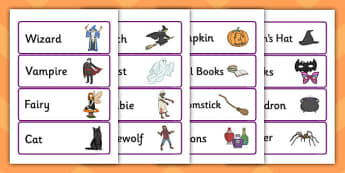 Halloween Fancy Dress Shop Role Play Labels - halloween, fancy dress, dress up, fancy dress shop, role play, labels, role play labels, halloween labels